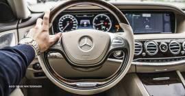 Demo - Mercedes E230 bogate wyposażenie!