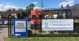 Stacja kontroli pojazdów - osobowe, ciężarowe