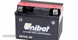 UNIBAT CBTX4L-BS Akumulator do motocykli