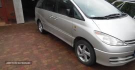 Części Toyota Previa