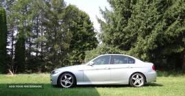 2005 BMW E90 325i N52 218hp, skora, xenon 6 c