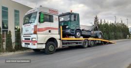 Pomoc Drogowa - Dostawcze i Ciężarowe w Pozna